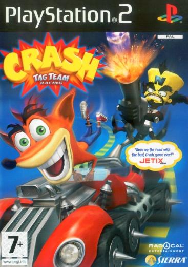 Juego De Crash Nitro Kart Para Pc