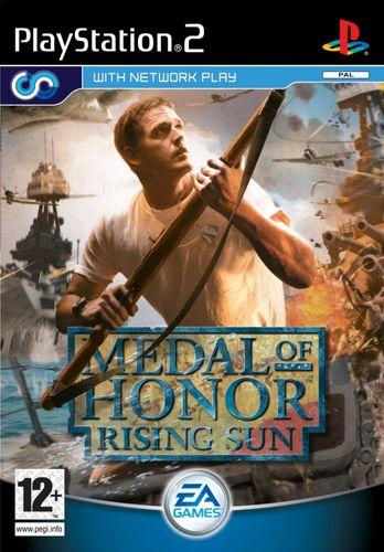Ps2 Analisis De Los Mejores Juegos Medal Of Honor Rising Sun