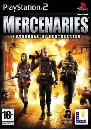 Ps2 Analisis De Los Mejores Juegos Mercenaries Playground Of
