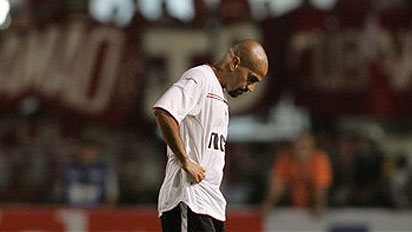 """El lamento de """"La Brujita"""" Verón por el triunfo del conjunto Brasileño"""