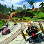 Tails al mejor estilo Mario Kart