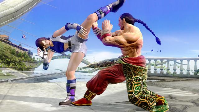 Tekken 6, además de llegar a PS3, aparecerá en PSP