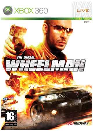 Portada de Wheelman