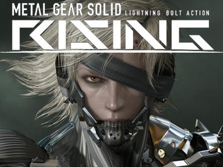 Raiden será el personaje principal de MGS Rising.