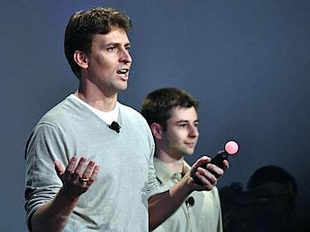Wand será el primer acercamiento concreto de PS3 con la detección de movimientos