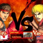 Street Fighter IV iPhone 1