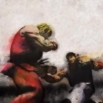 Street Fighter IV iPhone 5