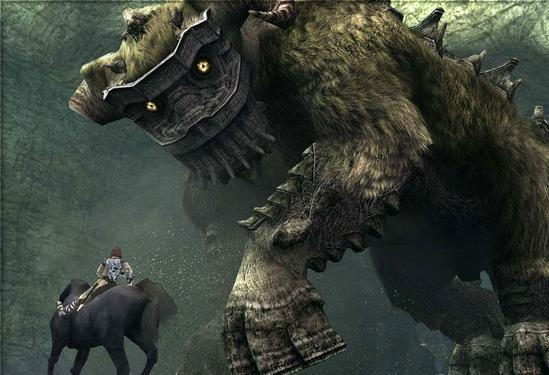 La pelicula de Shadow of the Colossus se suma al 3D